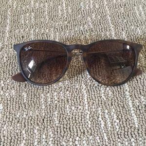 100% Authentic Tortoise Ray-Ban Sunglasses